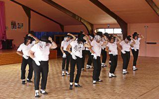 danse en allier