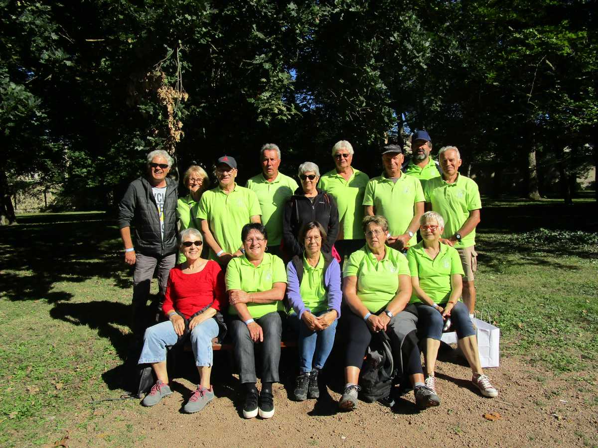 Participation de la RS en Pays d'Huriel au Forum Sport, Santé, Bien Être